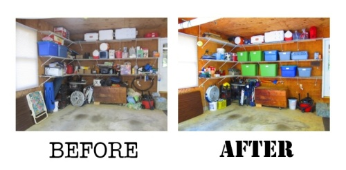 Mission Organization The Great Garage Clean Out
