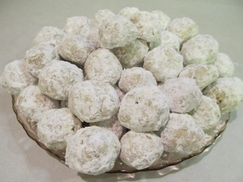 Mexican Snowballs Recipes — Dishmaps