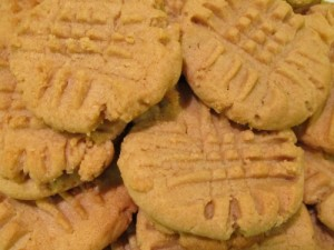 Ginny's Soft Peanut Butter Cookies