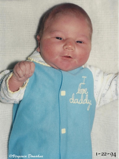 My Middle Son-January 22, 1994