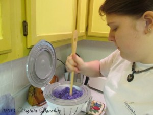 Candle Making 2