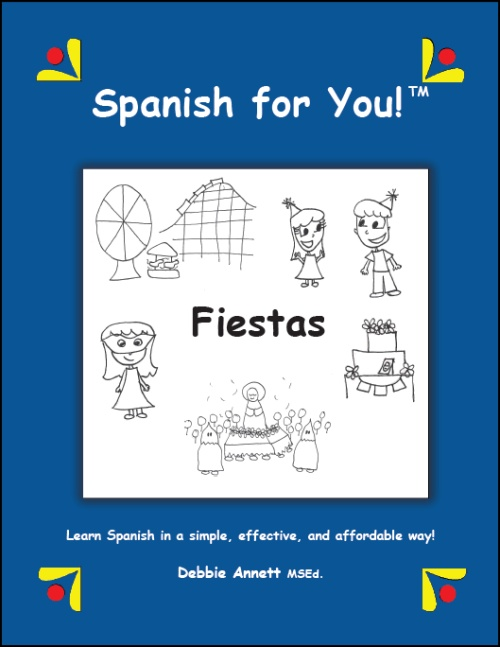 Spanish for You Fiestas Cover