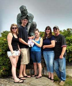 Alona and Family